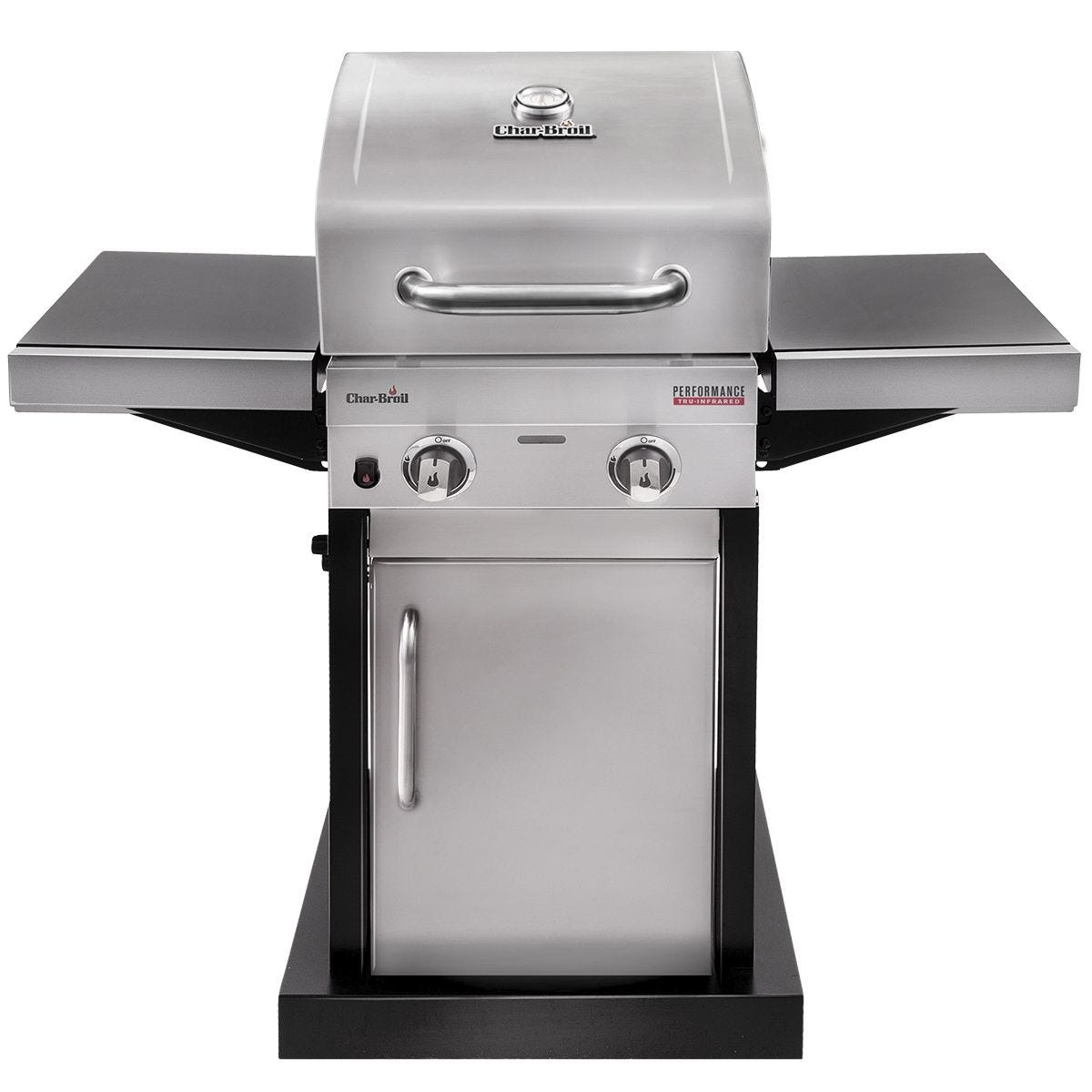 Char-Broil Performance 220S Gas BBQ - Stainless Steel