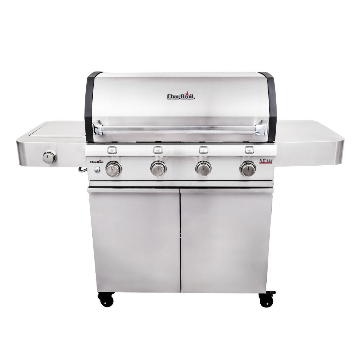Char-Broil Platinum 4400 Gas BBQ - Stainless Steel