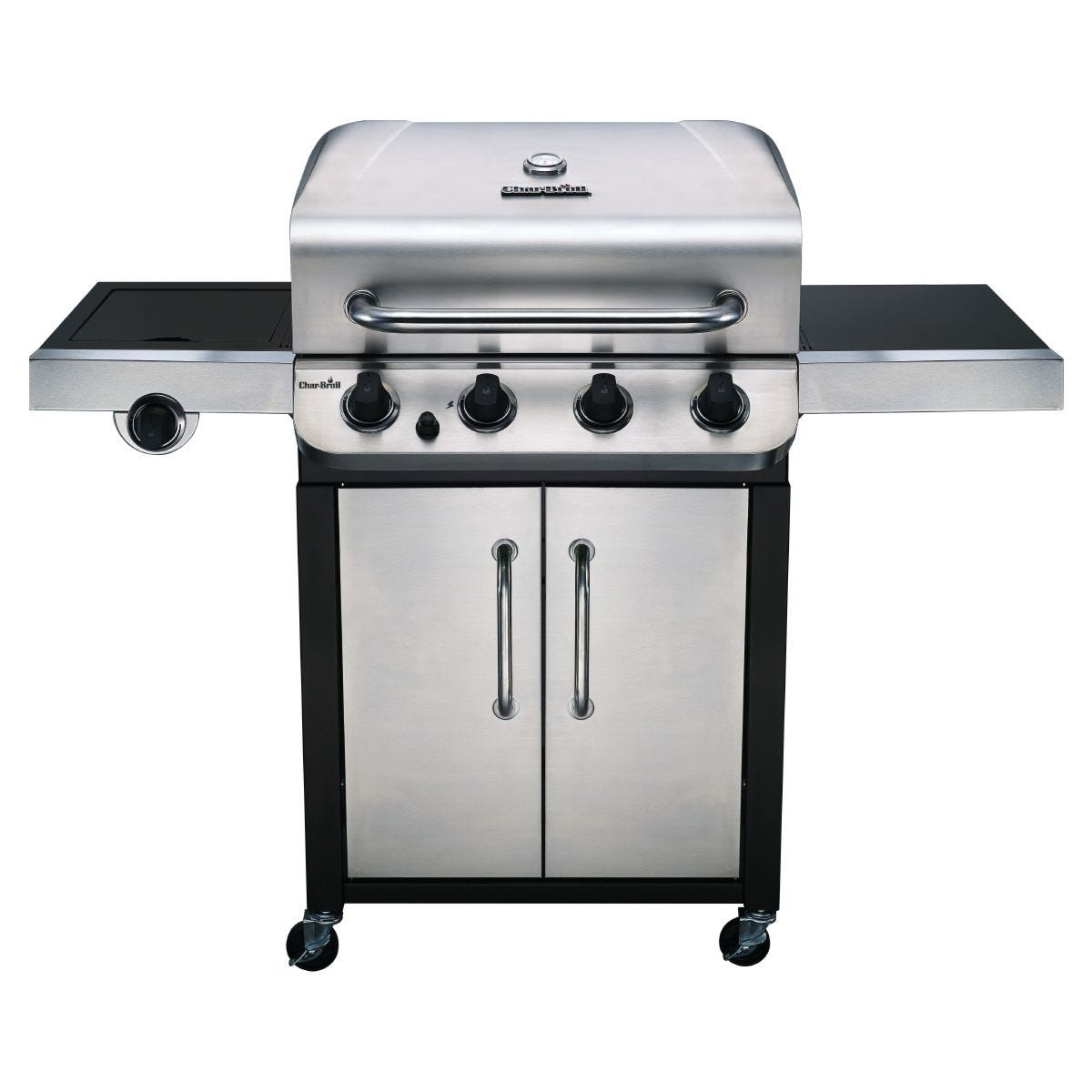 Char-Broil Convective 440S Gas BBQ - Stainless Steel