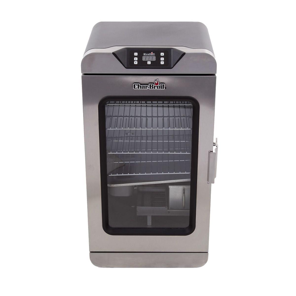 Char-Broil Digital Smoker BBQ - Stainless Steel