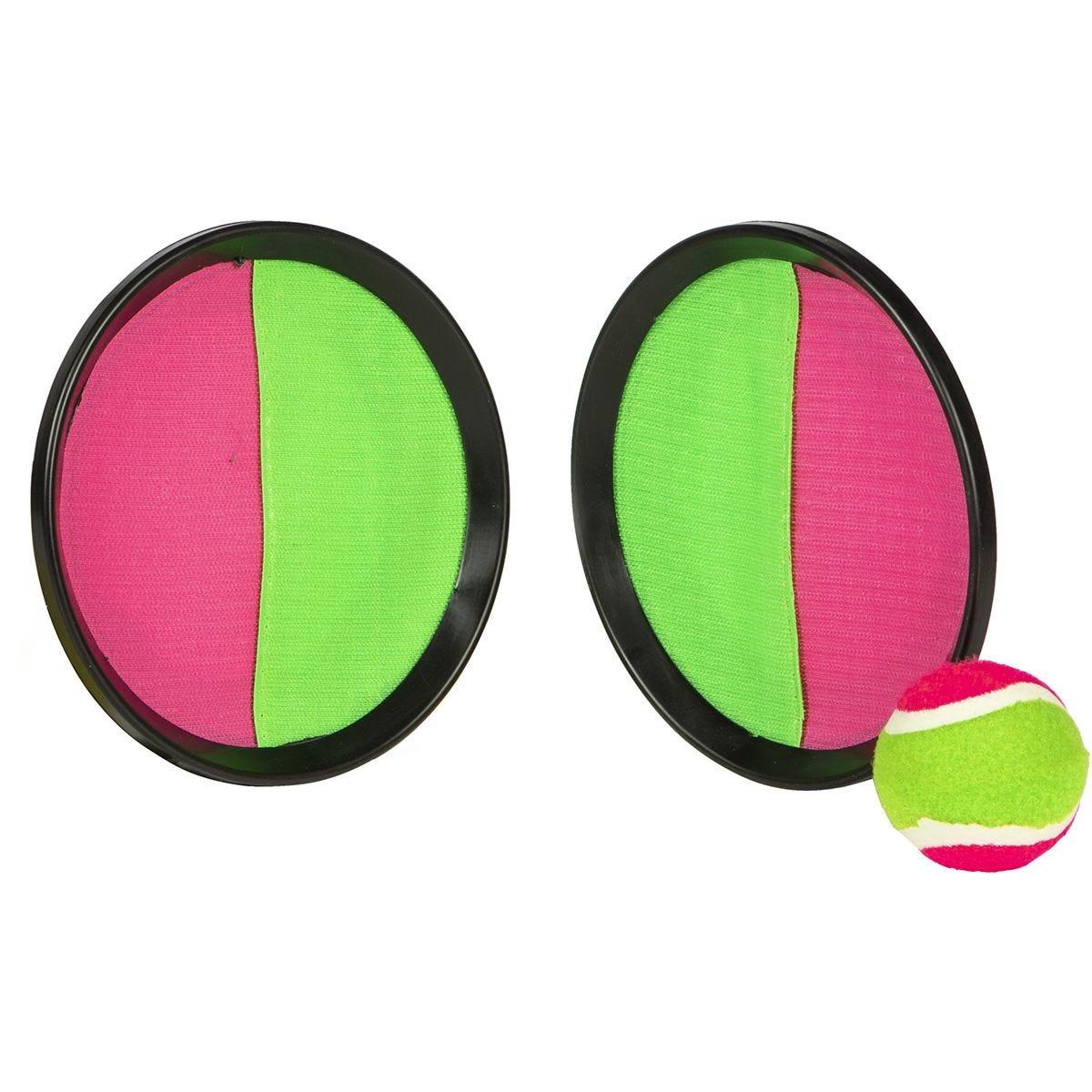 Velcro Tennis Ball Game