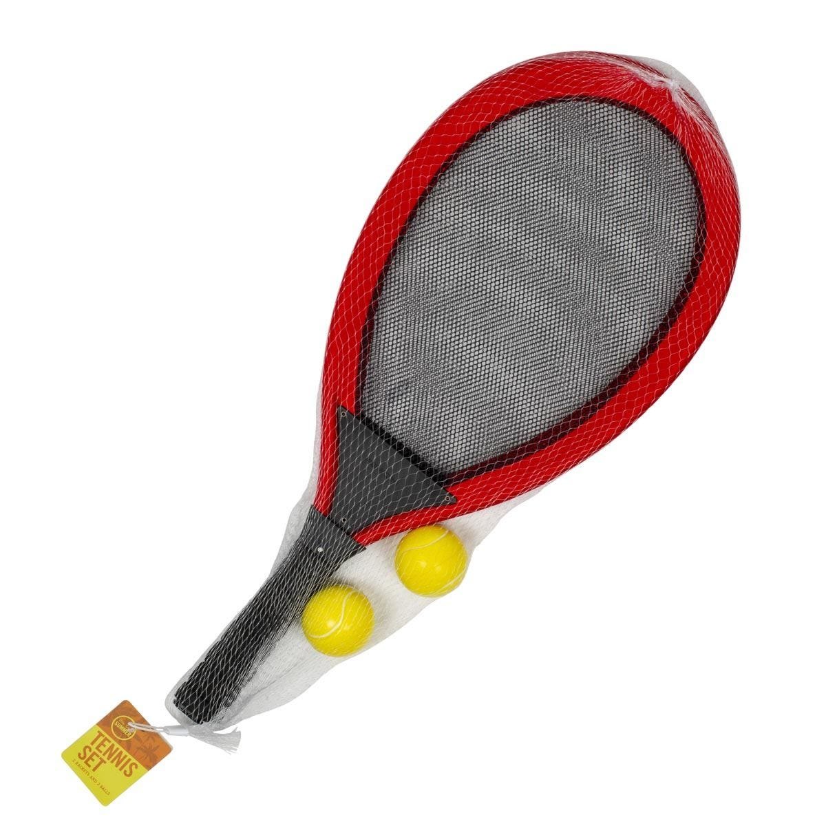 Outdoor Soft Edge Tennis Set
