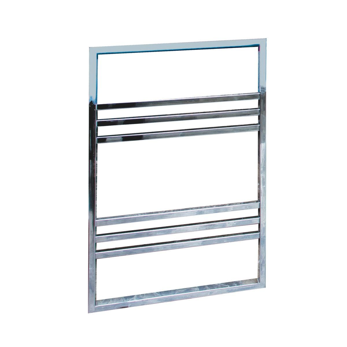 Heating Style Boxford Towel Warmer 800mm x 500mm - Chrome