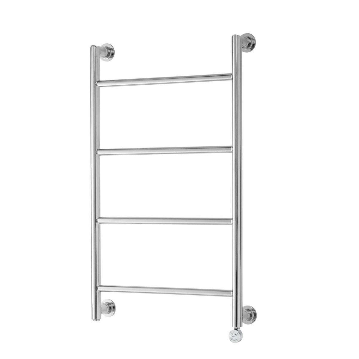 Heating Style Ballymore 900mm x 560mm Electric Heated Towel Warmer - Chrome