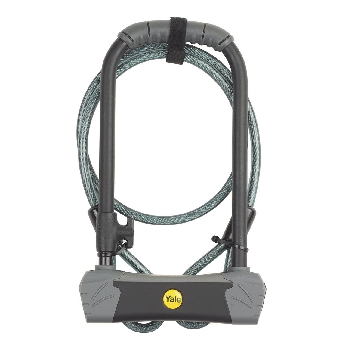 Yale Maximum Security Bike Lock with Cable