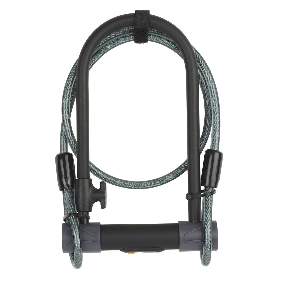 Yale High Security Bike Lock with Cable