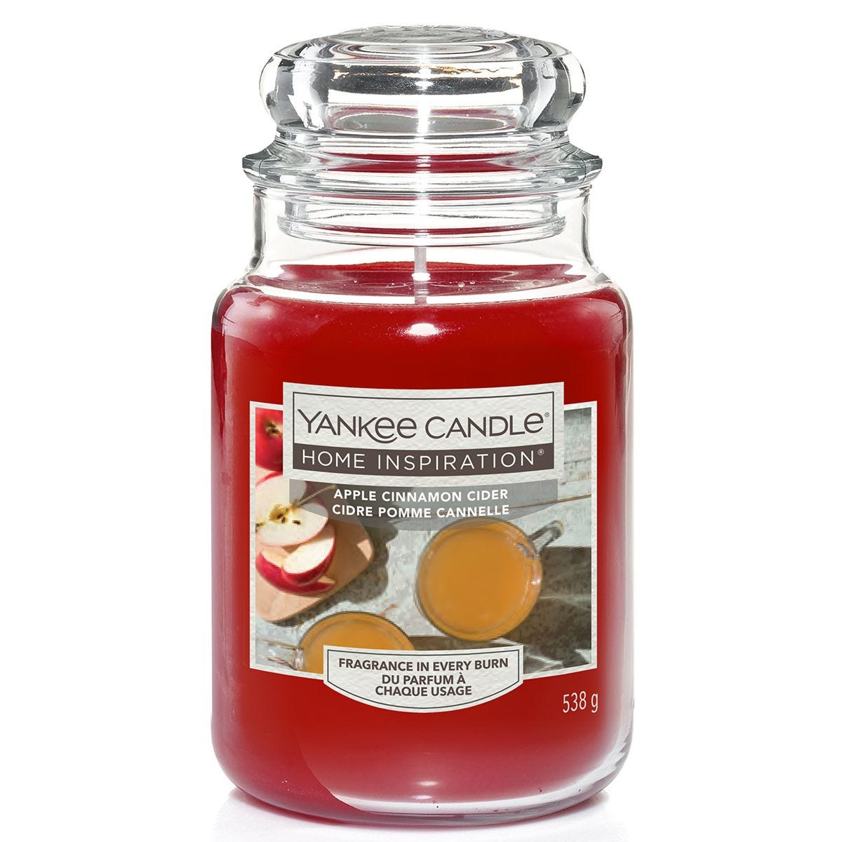 Yankee Candle Home Inspiration - Apple Cinnamon Cider