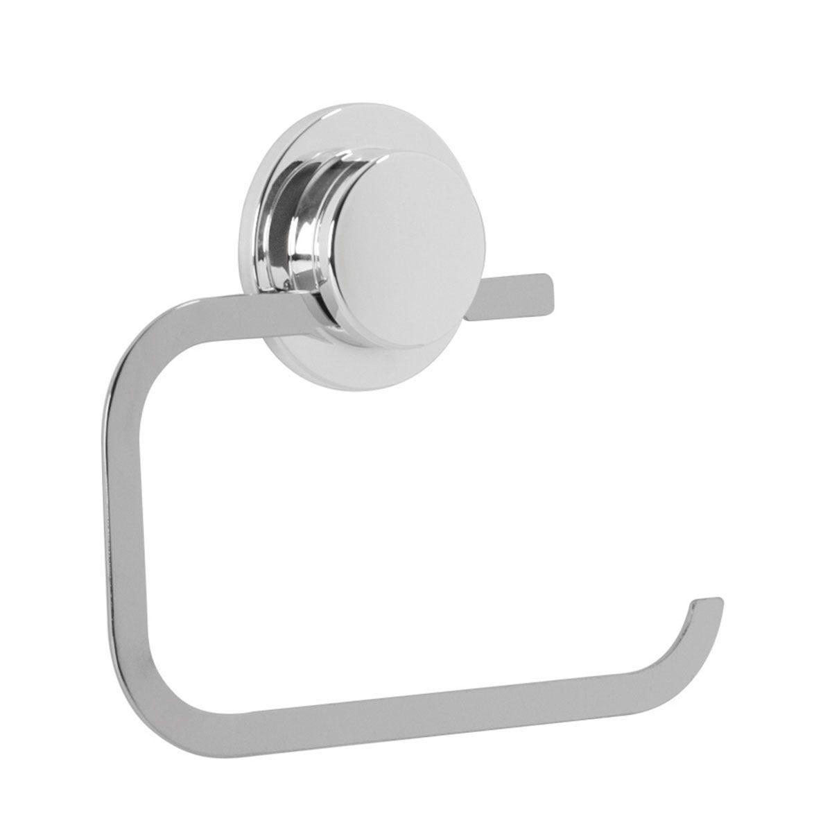 Croydex Stick n Lock 2 Toilet Roll Holder