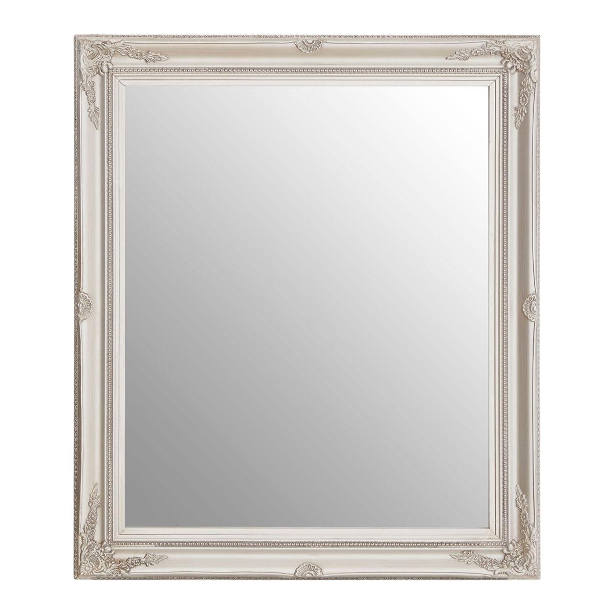 Premier Housewares Classic Mirror - Silver