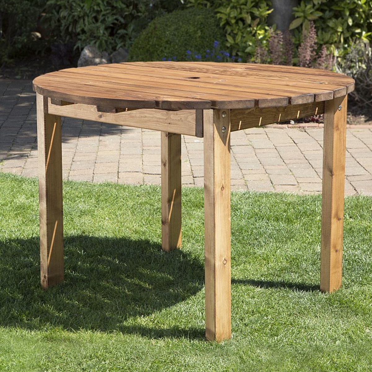Charles Taylor Four Seater Wooden Round Table