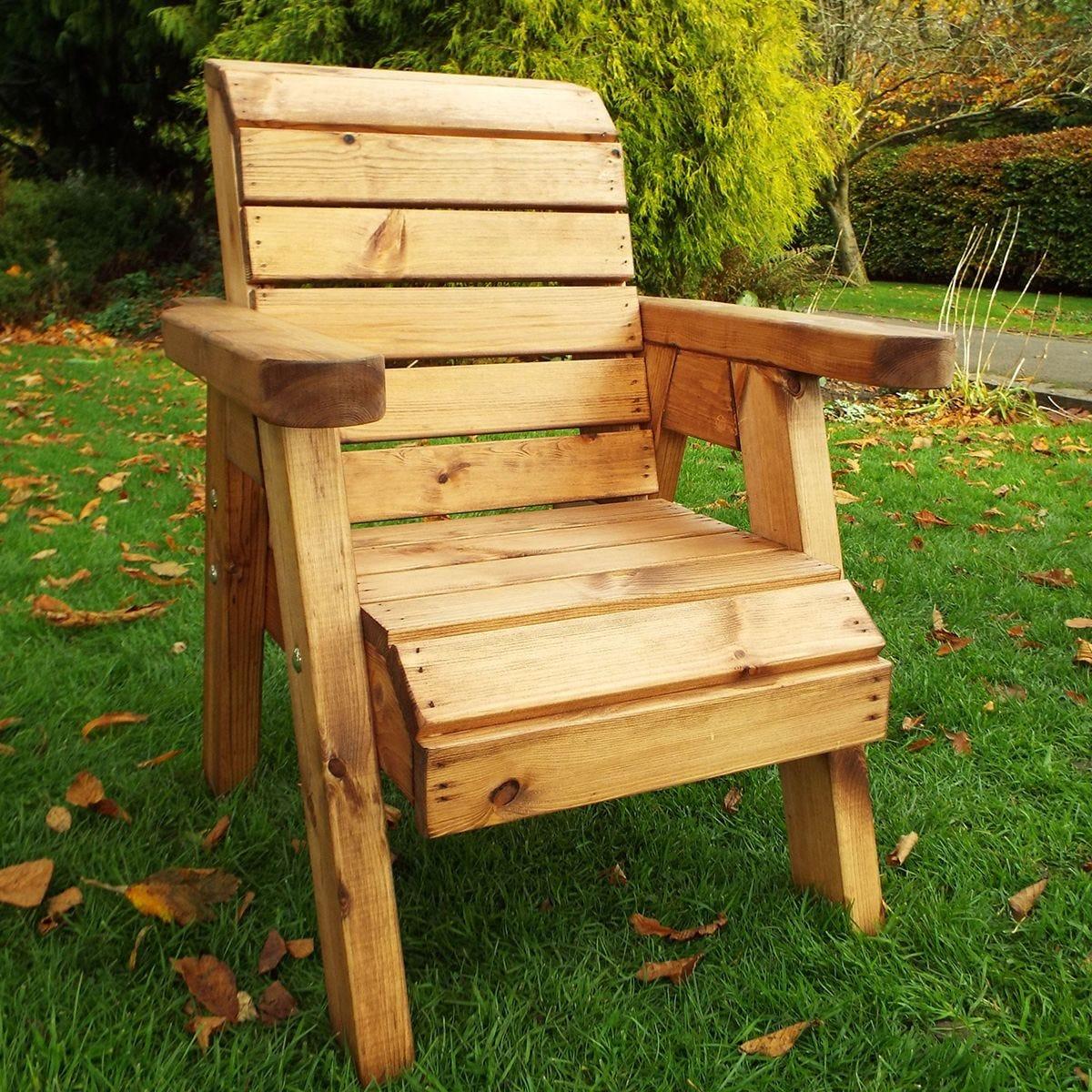 Charles Taylor Little Fellas Children's Wooden Chair
