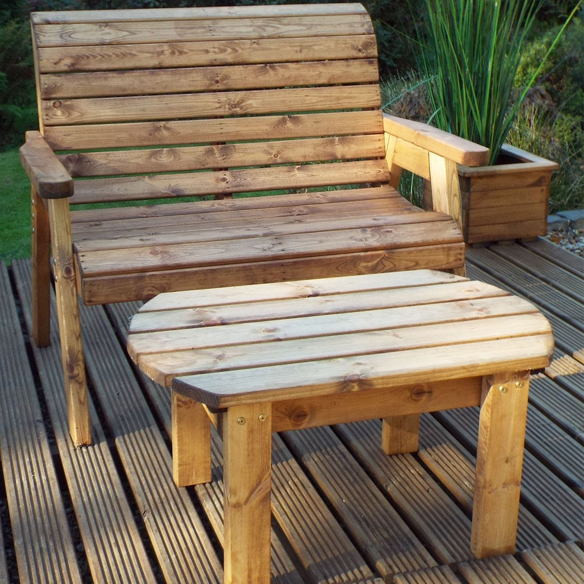 Charles Taylor Deluxe Bench Set