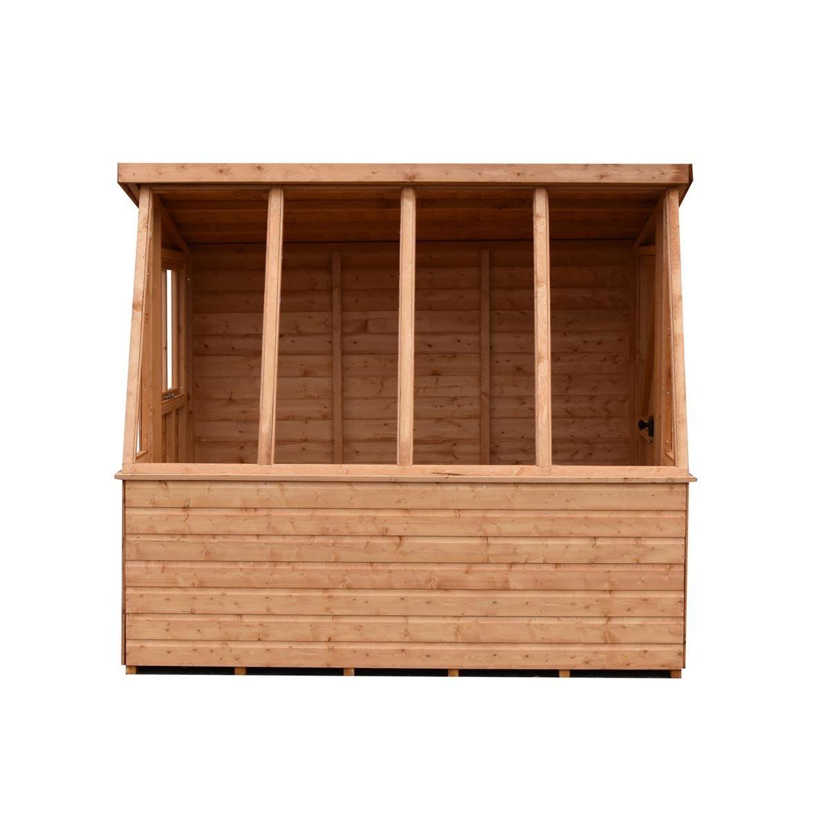 Shire Iceni Left-Hand Door Potting Shed - 8ft x 6ft