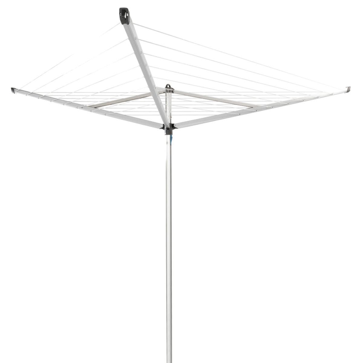 Brabantia Essential 30m Rotary Airer and Accessories
