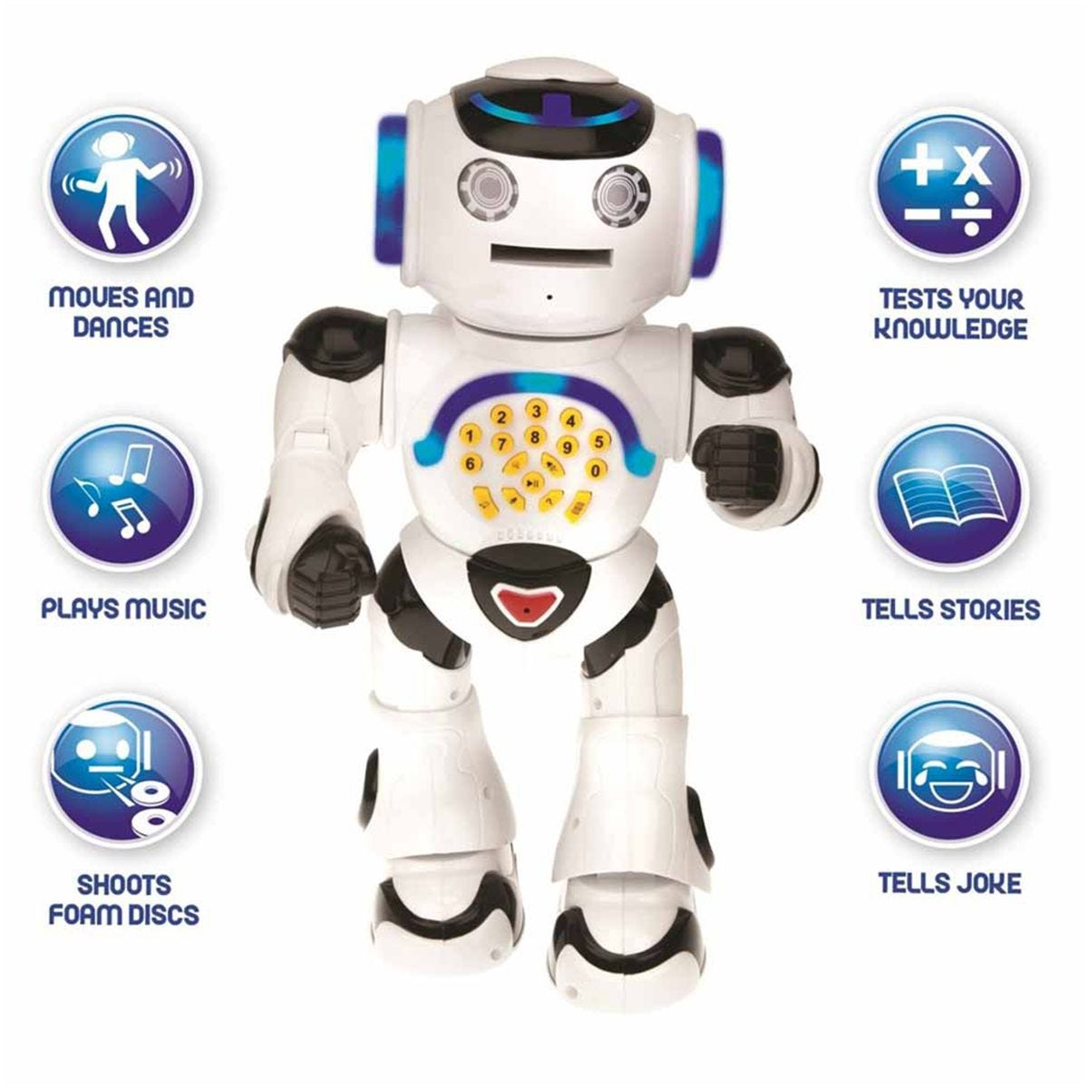 Lexibook Powerman Educational Robot