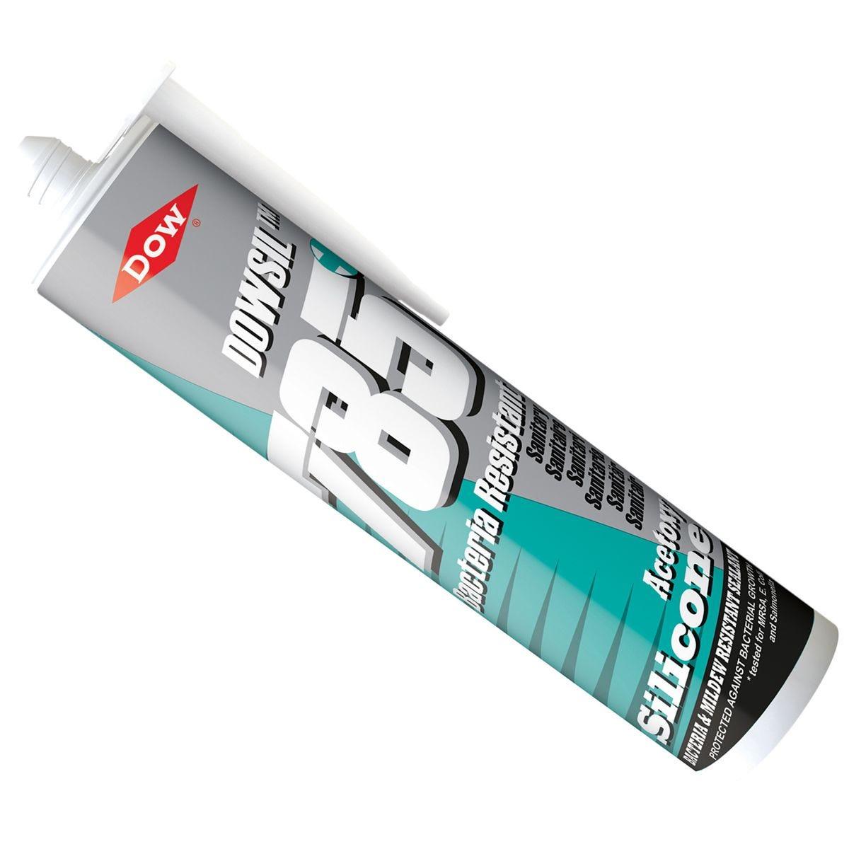 Dowsil 785+ Silicone Sealant Clear 310ml