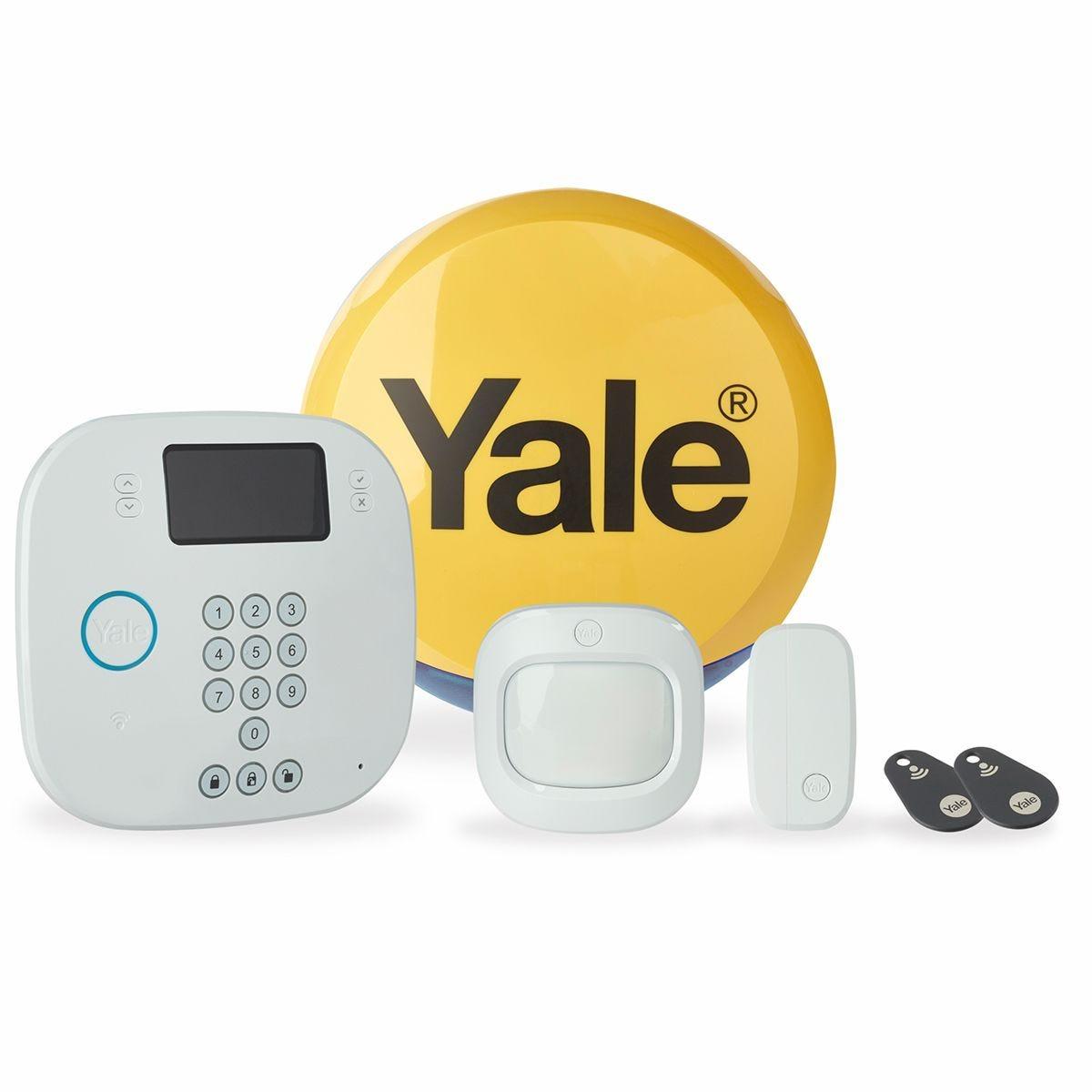 Yale Intruder Alert Starter Alarm Kit