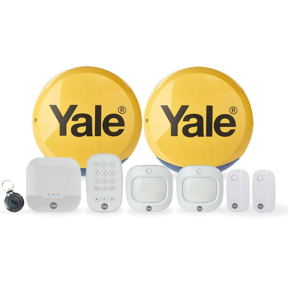 Yale Sync Alarm Kit Plus