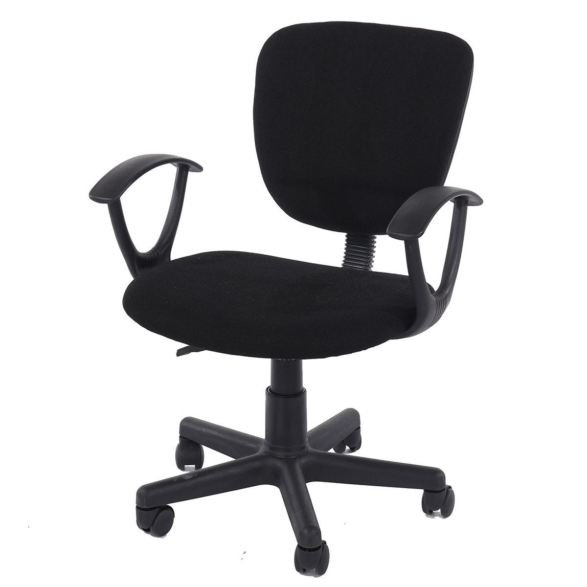 Santorini Study Chair - Black