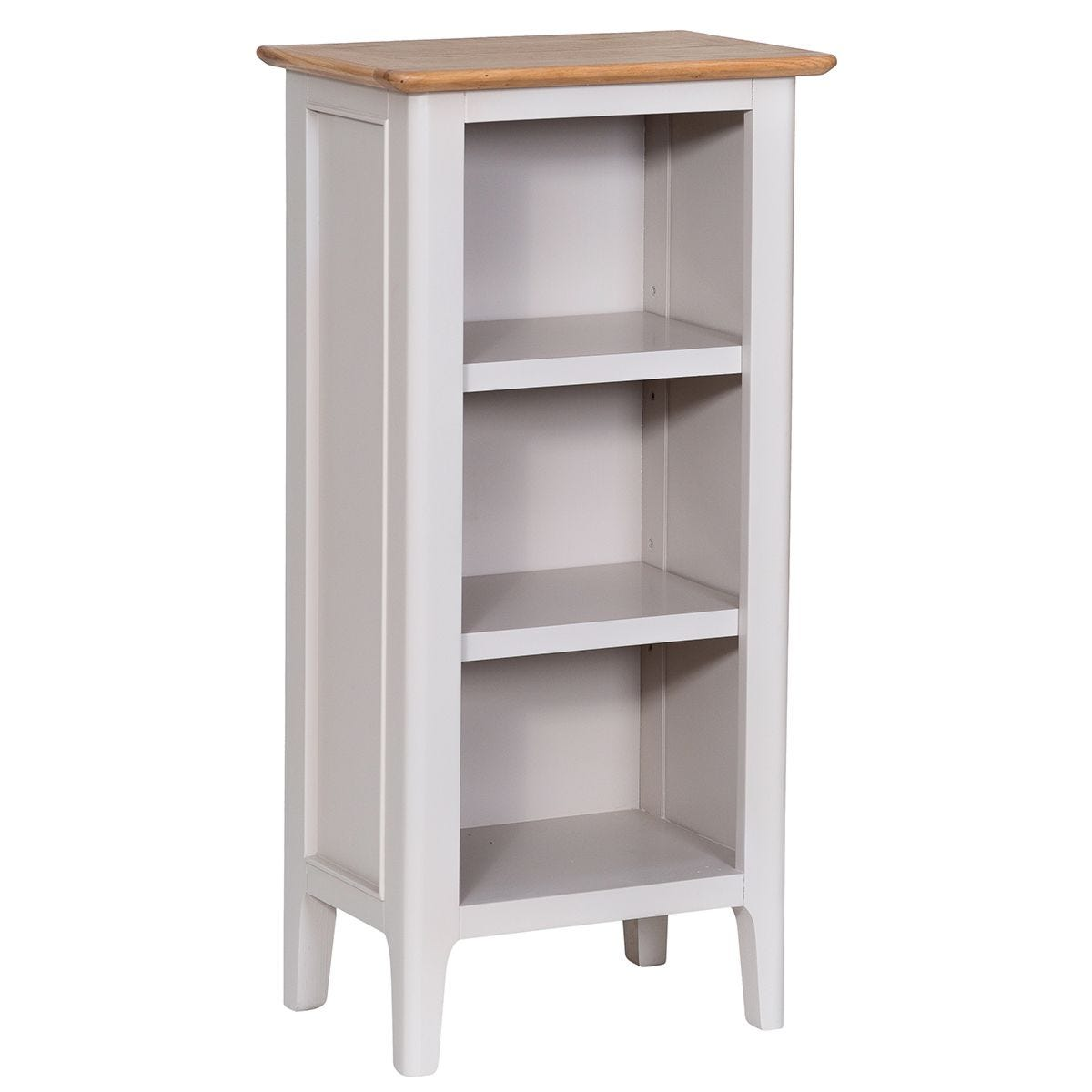 Notswood Narrow Wooden Bookcase