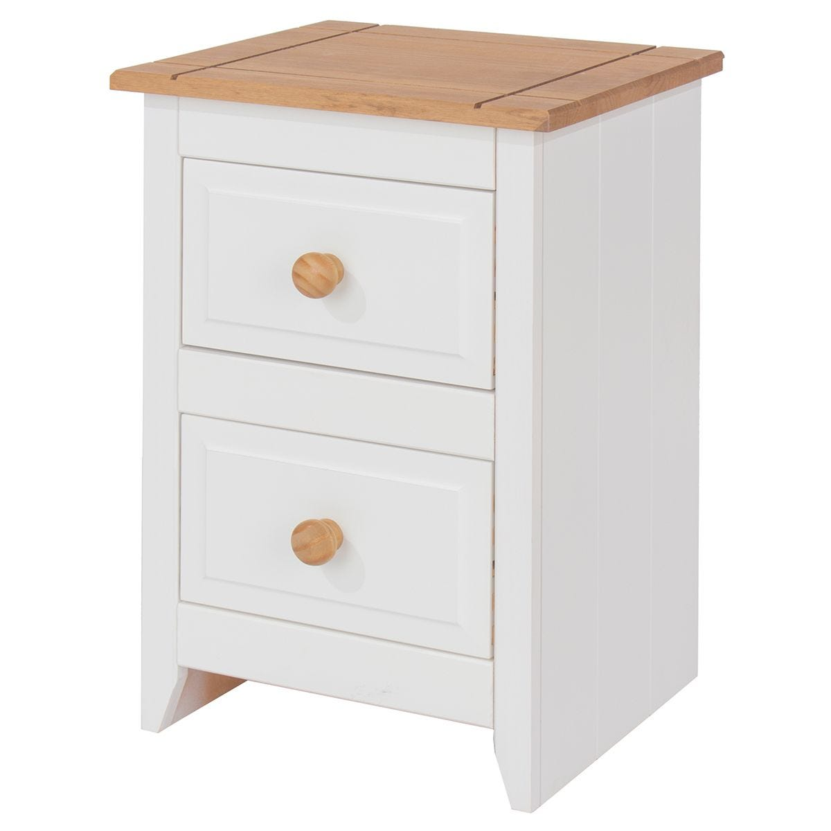 Felka 2 Drawer Petite Bedside