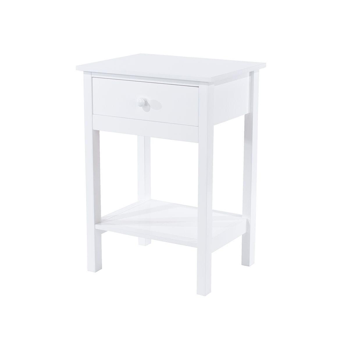 Sipla 1 Drawer Bedside Cabinet