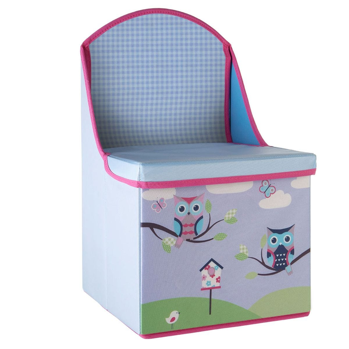 Kids Owl Storage Box