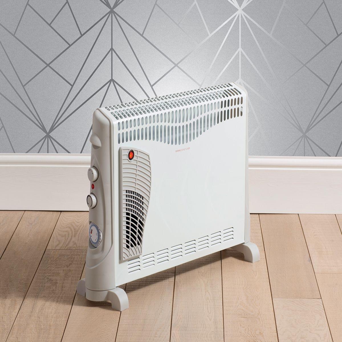 Fine Elements 2KW Turbo Heater