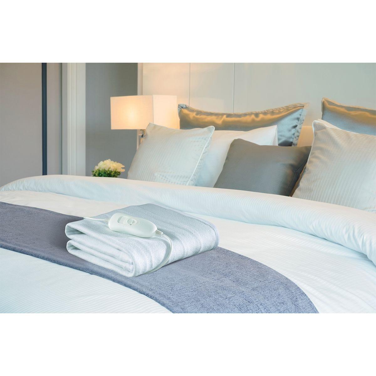 Fine Elements Single Size Electric Heating Blanket