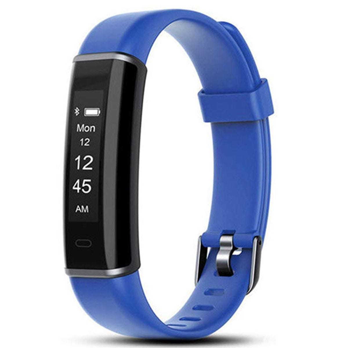 Aquarius AQ113HR Fitness Tracker With Heart Rate Monitor - Blue