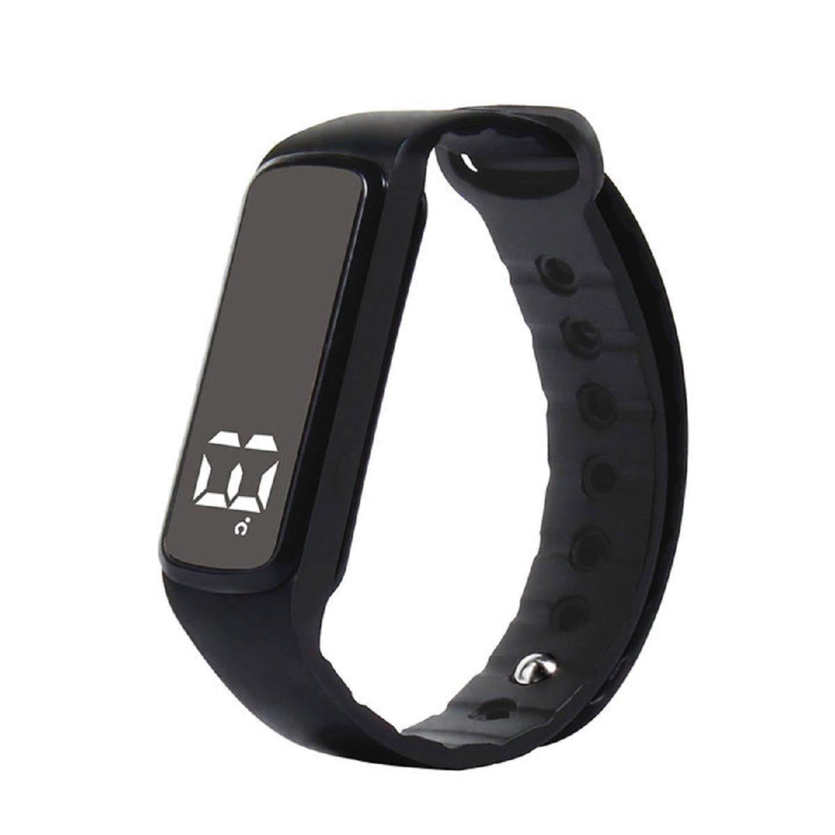 Aquarius AQ114 Teen Fitness Tracker - Black