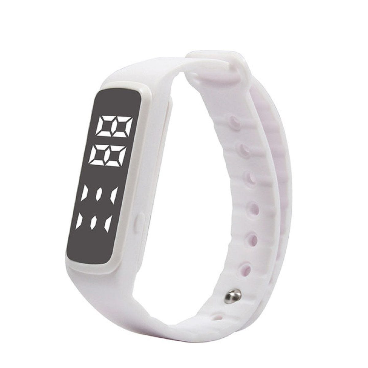 Aquarius AQ114 Teen Fitness Tracker - White