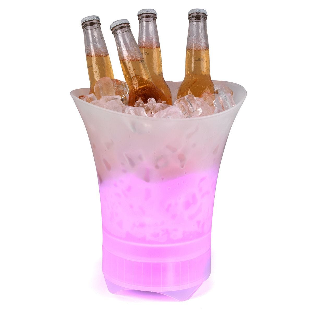 Intempo Bluetooth Ice Bucket Speaker - Multi Colour LED lights