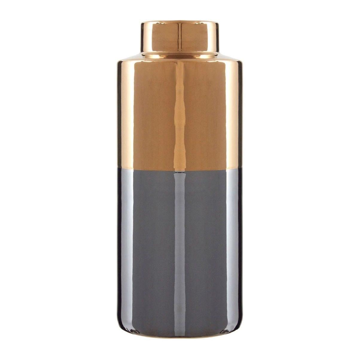 Premier Housewares Stellar Metallic Vase - Large
