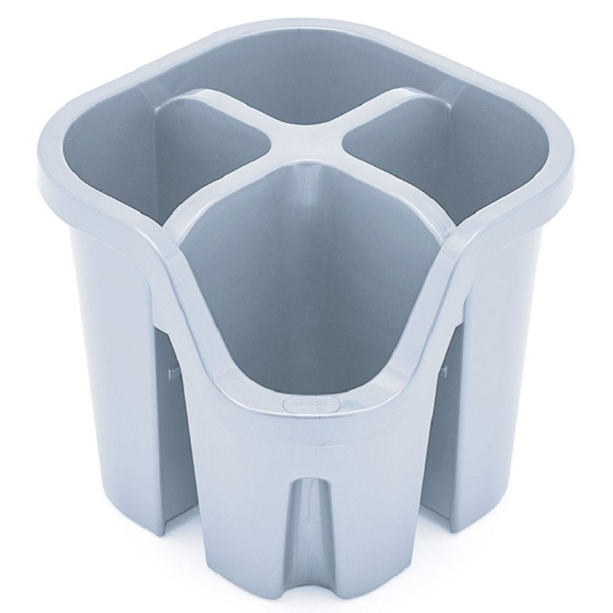 Addis Eco Cutlery Holder Drainer - Grey