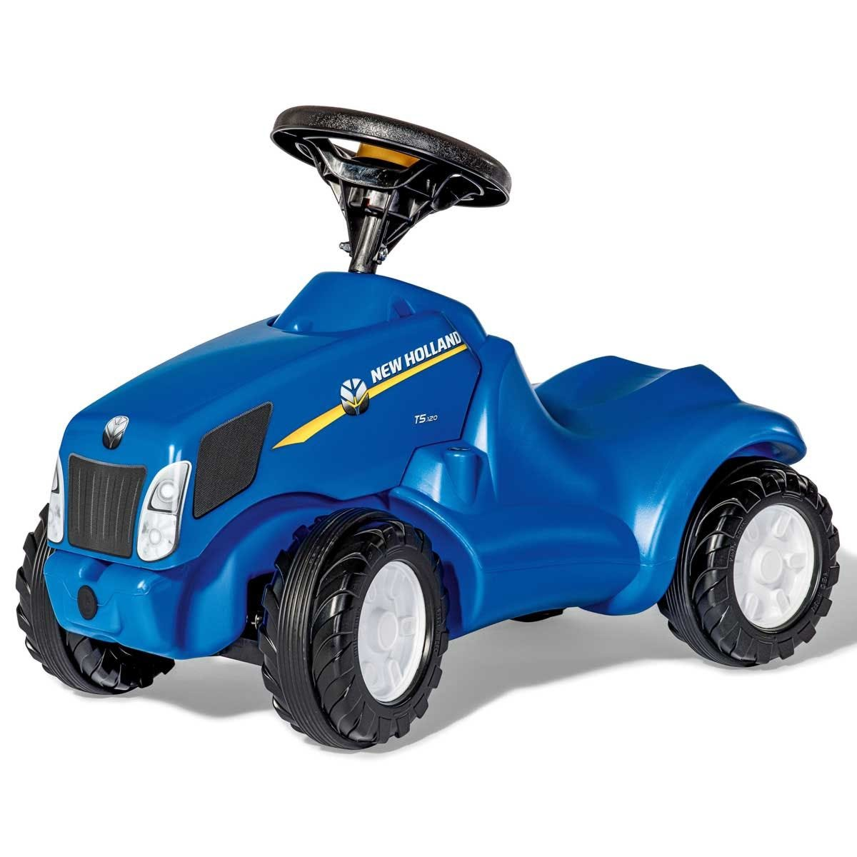 New Holland T6010 Kid's Mini Ride-On Tractor