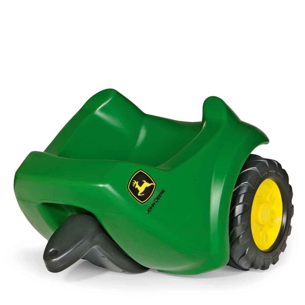 John Deere Kid's Mini Tractor Trailer
