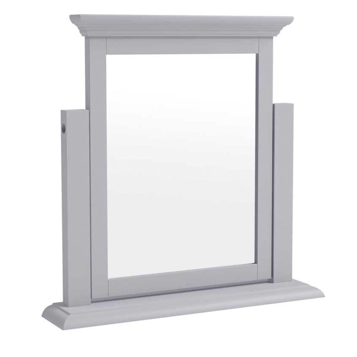 Bingley Trinket Mirror - Grey