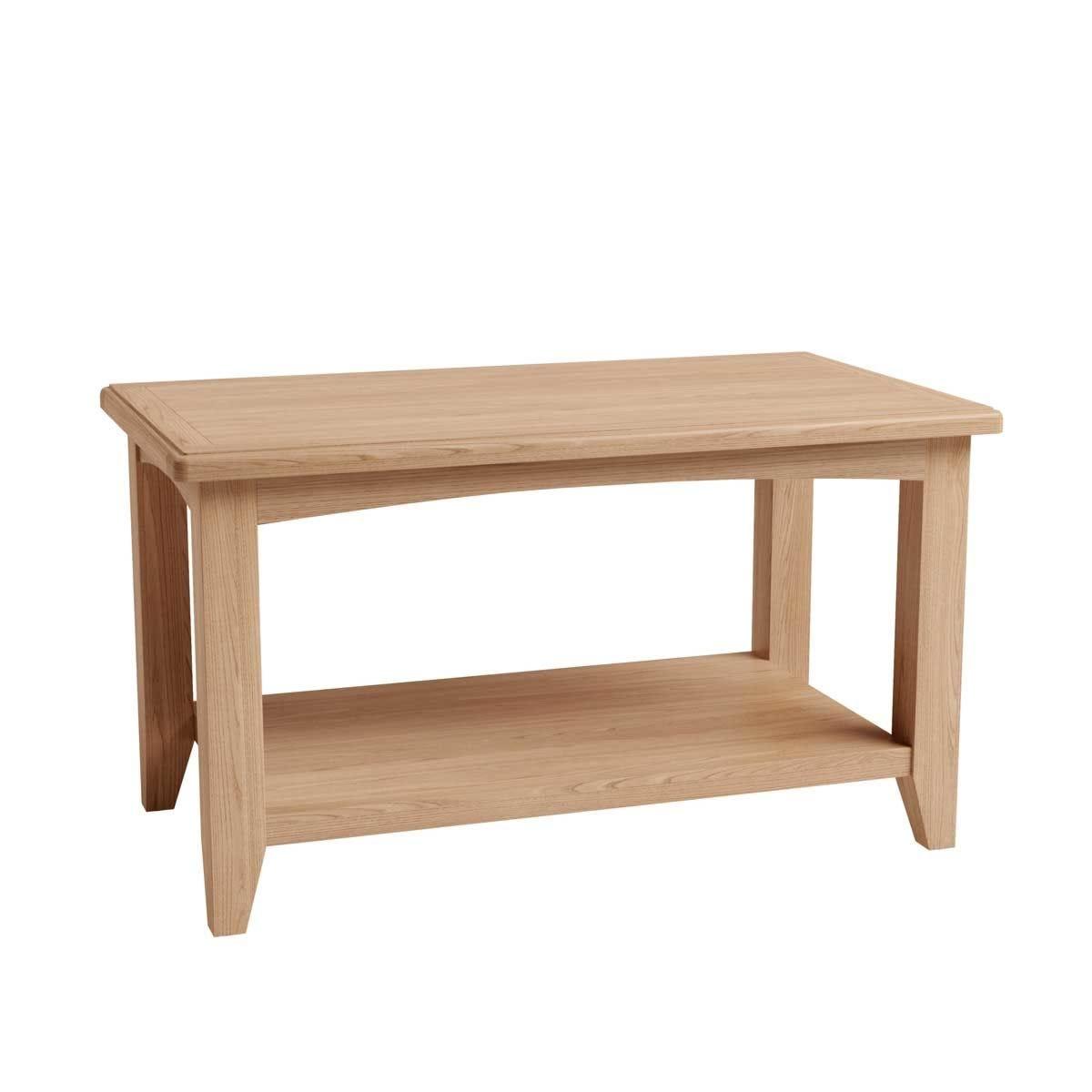 Golston Light Oak Coffee Table
