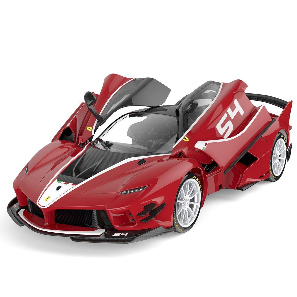 Rastar Remote Control 1 14 Ferrari Fxxk Evo Red Robert Dyas