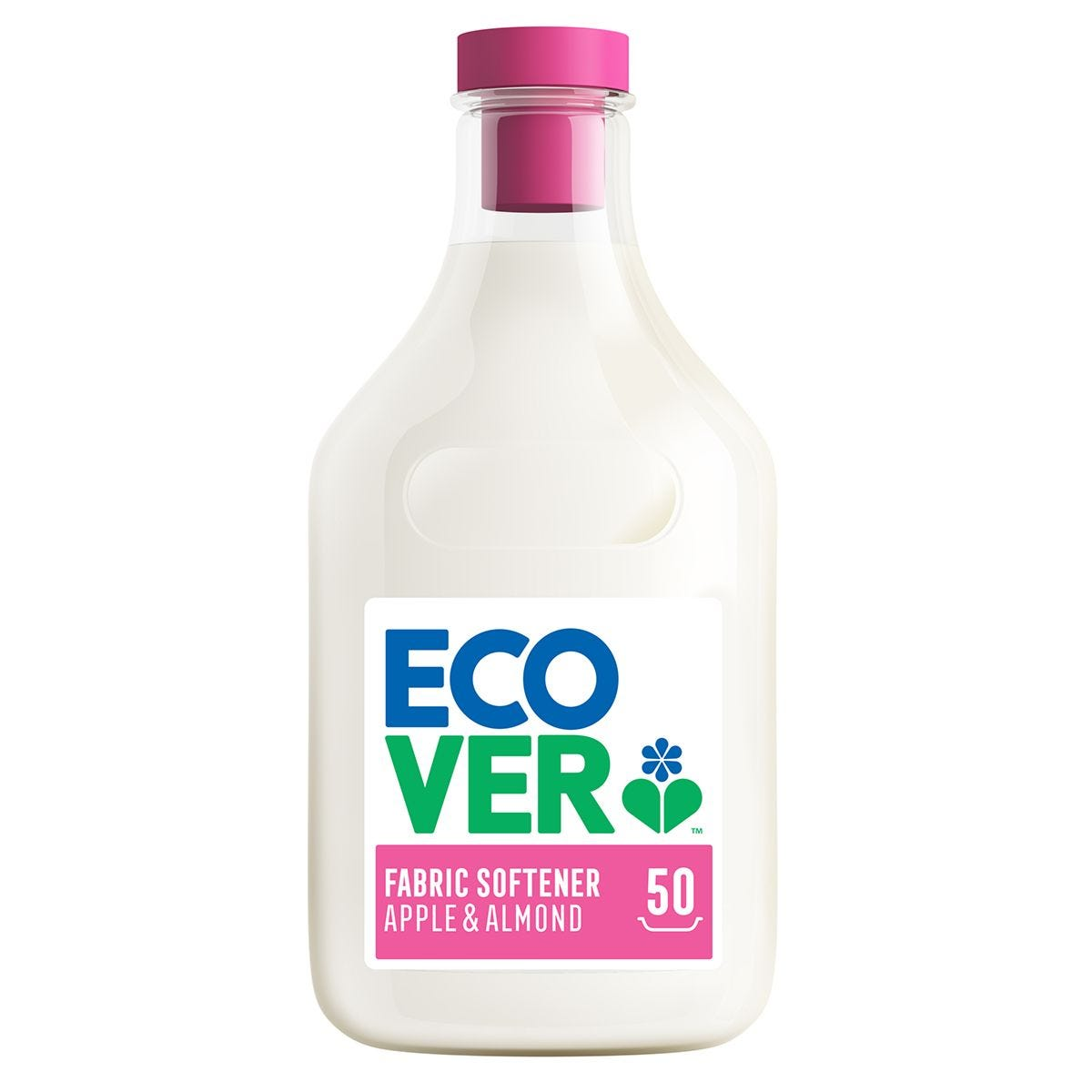 Ecover Apple Fabric Softener - 1.5L