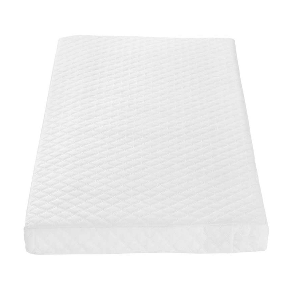 Tutti Bambini Sprung Cot Mattress (70 x 140cm) - White