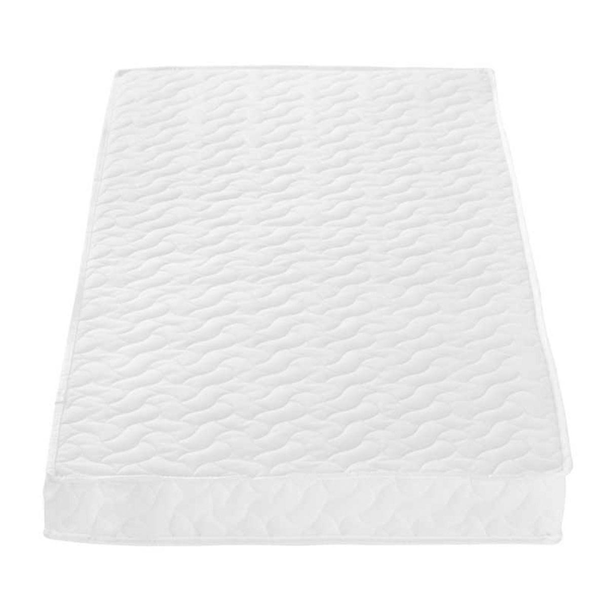 Tutti Bambini Pocket Sprung Cot Mattress (70 x 140cm) - White