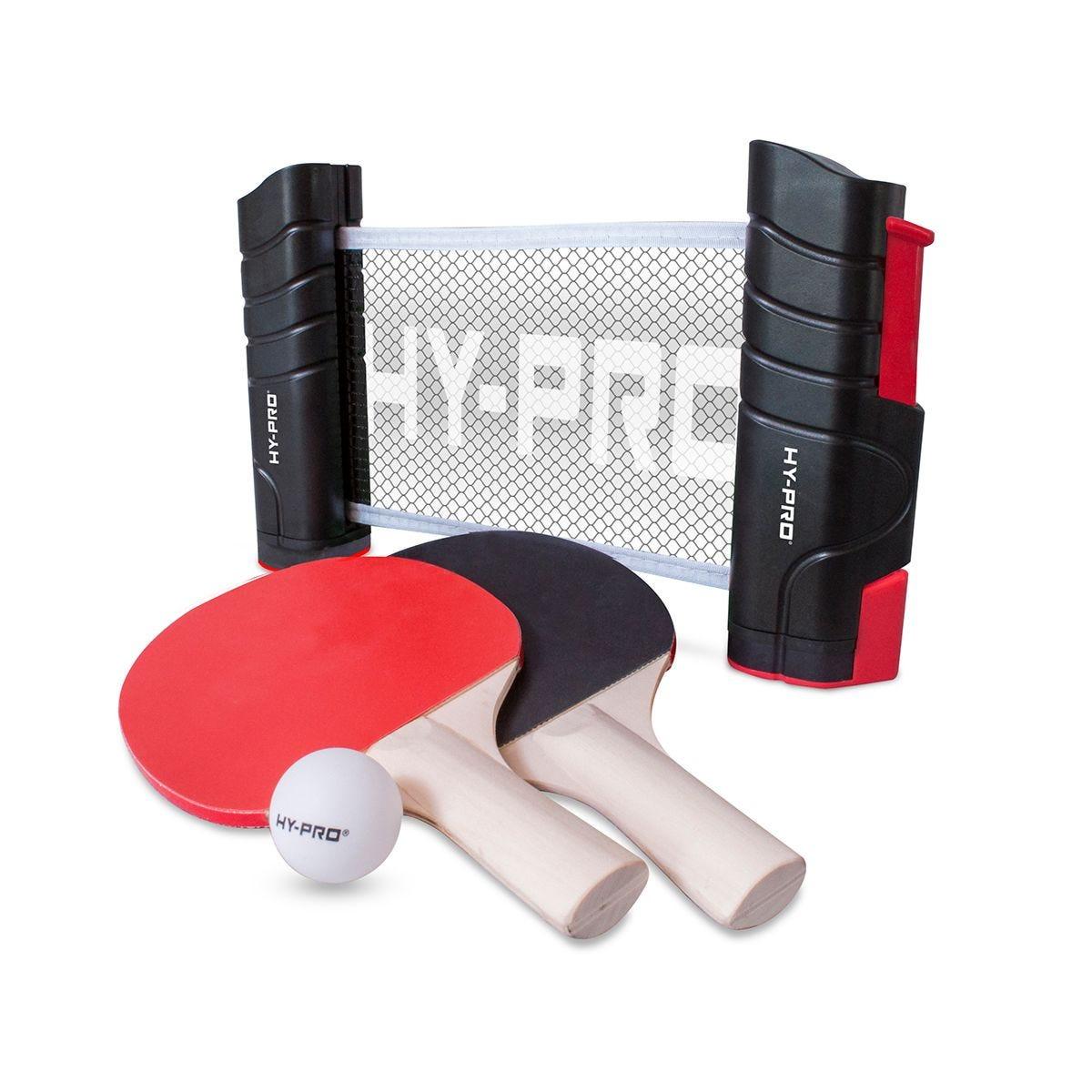 Hy-Pro Portable Table Tennis Set