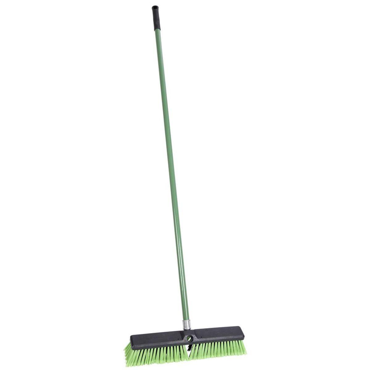 JVL Heavy Duty Outdoor Yard Sweeping Brush