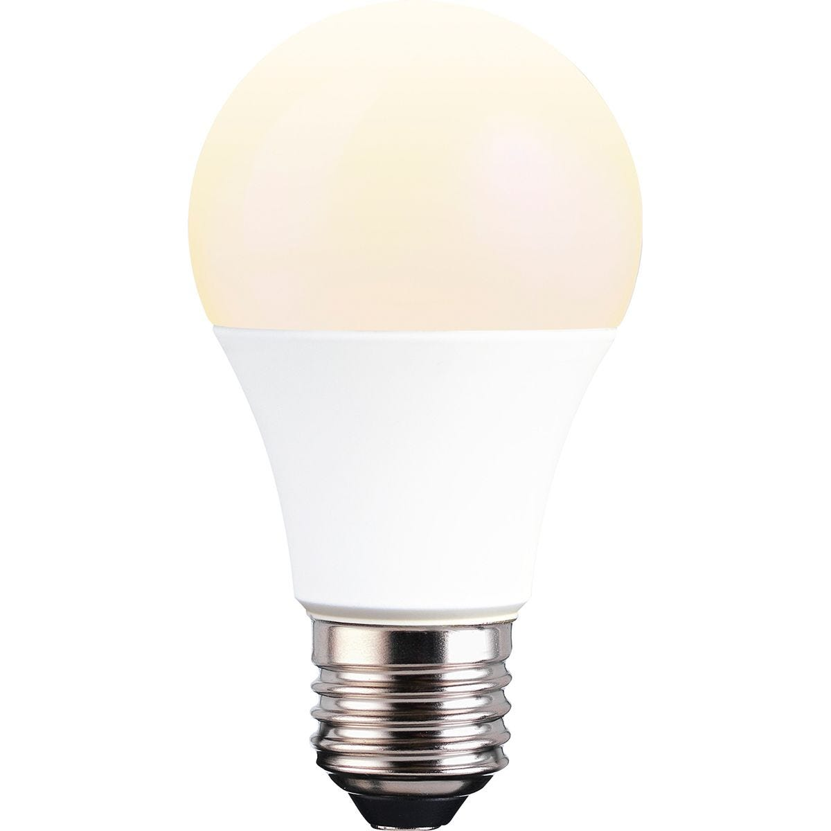 TCP Smart WiFi Dimmable Warm White LED Edison Screw 60W Light Bulb - No Hub Required