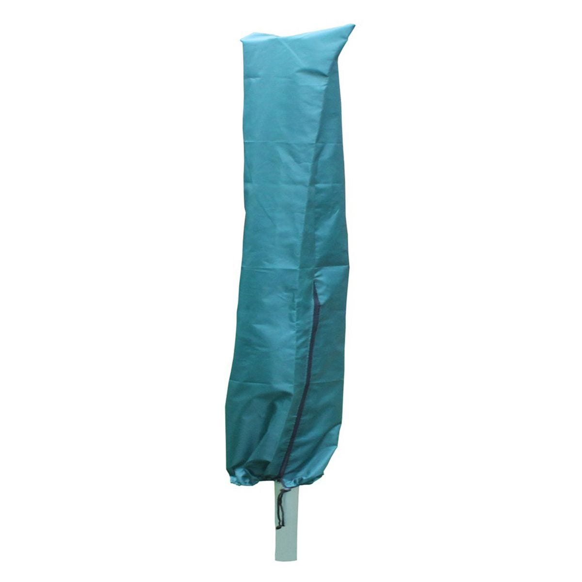JVL Polyester Showerproof Universal Fit Zipped Rotary Airer Cover - Green