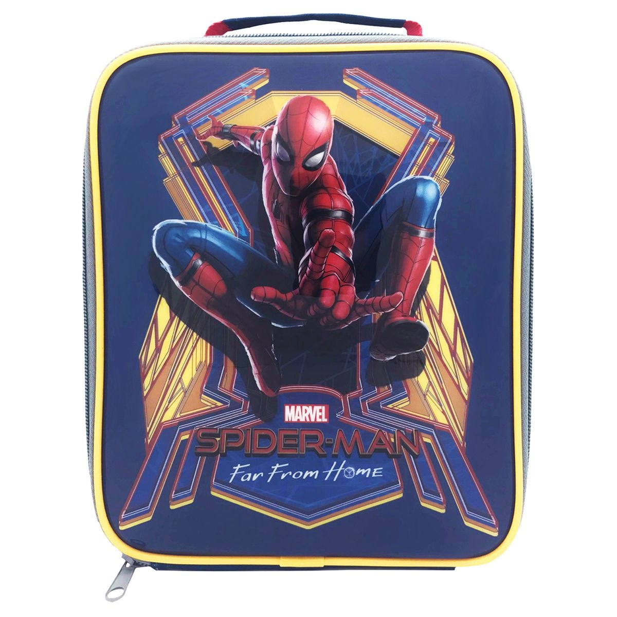 Spider-Man Far From Home Lunch Bag