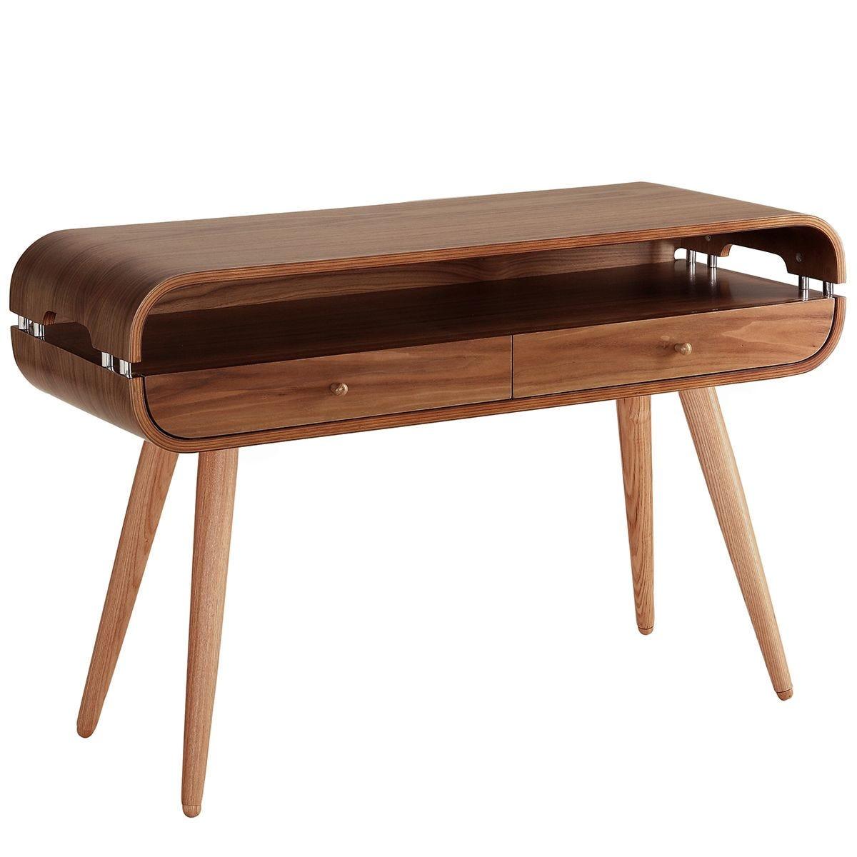 Jual Havana Matt Walnut Console Table