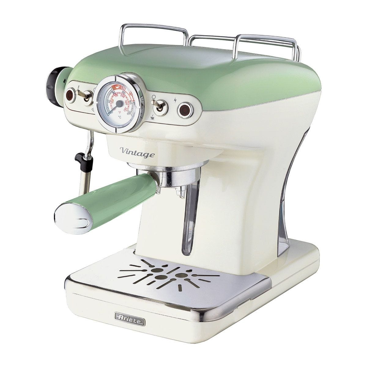 Ariete AR8914 Vintage 900W Espresso Coffee Maker – Green